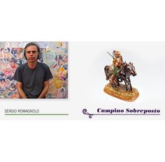 """""""Campino Sobreposto"""" by Sérgio Romagnolo - Special Edition numbered and limited to 125 examples."""