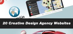 20 Creative Design Agency Websites