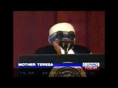 Teresa de Calcuta y un discurso que la ONU y Emma Watson deberían escuchar   Catholic Link