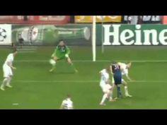 FC Bayern Munchen 4-0 FC Viktoria Plze Bastian Schweinsteiger Goal Full HD