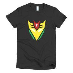 Guyanatron - Short sleeve women's t-shirt