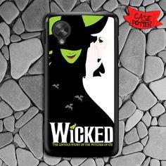 Wicked The Untold Nexus 5 Black Case