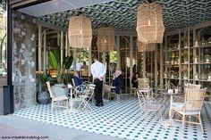 Perrachica (Madrid). Amplio local de aire neoyorquino, para comer a cualquier hora del día y posturear un poco. Reserva o te quedarás fuera, ¡avisado quedas!