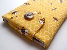 honey bee kindle cover - darling!