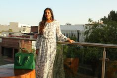 The Silver Kick Diaries: White Floral Maxi Dress + Becoming Who I Told You Not To Be