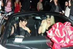 Tyga Gifts Kylie Jenner with a Brand New Ferrari at Bootsy Bellows for her 18th birthday Tyga Gifts Kylie Jenner with a Brand New Ferrari at Bootsy Bellows for her 18th birthday Tyga really must love Kylie Jenner as the rapper got the star a white $250000 Ferrari for her 18th birthday. Celebrating the minor finally reaching legal age the rapper presented the Ferrari 458 Italia super car to his girlfriend at her birthday bash on Sunday night. Celebrity News Kylie JennerTygaKendall JennerKanye…