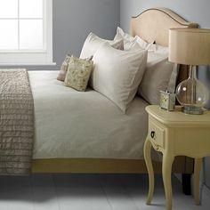John Lewis Paisley Bedding, Natural Bought!