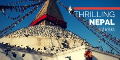 Thrilling+Nepal+in+2+Weeks+via+@goawesomplaces