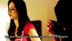 She's appropriately distrusting of EVERYONE. | 23 Reasons Spencer Hastings Is Pretty Little Liars' Only Hope