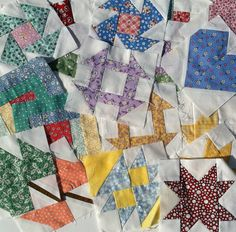 The Quilty kind ...     I am  so excited!     Lori Holt from Bee in My Bonnet  is hosting a Quilty Barn  Along.     Each barn is made w...