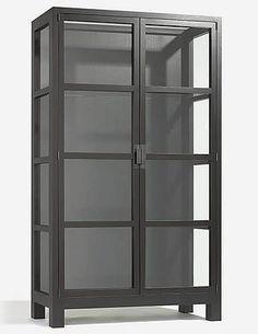 vitrine nordal livingroom pinterest vitrines et meubles. Black Bedroom Furniture Sets. Home Design Ideas