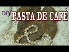 DIY PASTA DE CAFÉ, ESPECIAL PARA IMITACIONES DE METAL - COFFE PASTE FOR…