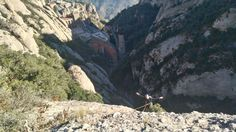 Colgar por encima de Montserrat,da placer!