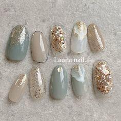 Stiletto Nail Art, Gel Nail Art, Gel Nails, Stylish Nails, Trendy Nails, Cute Nails, Japanese Nail Design, Japanese Nail Art, Summer Acrylic Nails