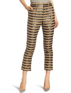 Charlotte Ronson Women`s Tapered Trouser $137.50