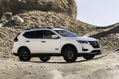The 2017 Nissan Rogue: Rogue One Limited Edition is more than a badge     - Roadshow  Enlarge Image  Im partial to the white one myself. Photo by                                            Nissan                                          Despite the fact that there are no cars in the Star Wars universe Nissan went ahead and built a 2017 Rogue as part of the promotional campaign for the upcoming film Rogue One: A Star Wars Story. And its actually pretty neat especially if youre a big fan of…