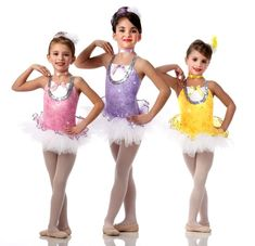 NWOT Silver Glittered Tutu Dance Ballet 3 layers many color choices child//adult