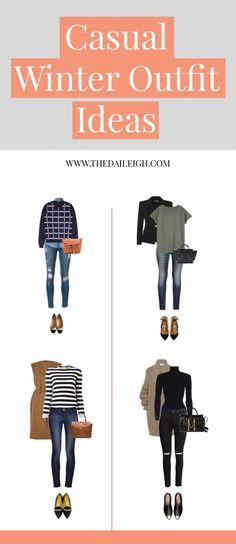 What To Wear Running Errands In Winter