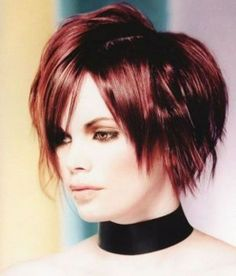 Short razor cut hairstyle Style Hair and Beauty razor cut hairstyles | hairstyles
