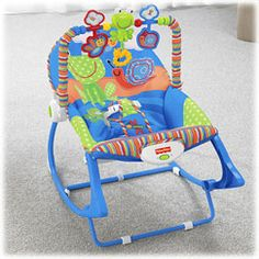 Baby seat/rocker from Fisher Price