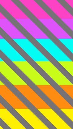 .. Chevron Wallpaper, Bright Wallpaper, Iphone 6 Wallpaper, Rainbow Wallpaper, More Wallpaper, Cellphone Wallpaper, Pattern Wallpaper, Wallpaper Backgrounds, Phone Backgrounds