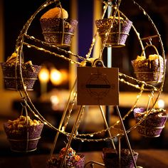 Whats better than dessert at the end of a meal? A wheel of desserts. Enjoy the Wonderwheel only at Beauty & Essex Las Vegas.