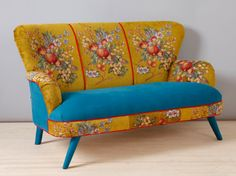 Gobelin Sofa by namedesignstudio on Etsy