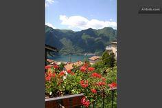 view from the house - Il Vecchio Mulino a Nesso · Via Nosee, Nesso, Lombardia 22020, Itália