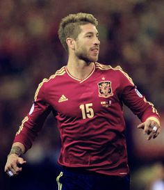 Sergio Ramos, Defender, Spain | 18 Sexiest Soccer Players To Look Out For This…