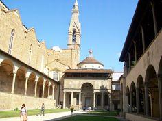 Filippo Brunelleschi - (4/6)Pazzi C... http://medici-semper.tumblr.com/post/138731327534/filippo-brunelleschi-46-pazzi-chapel-in-the by https://j.mp/Tumbletail