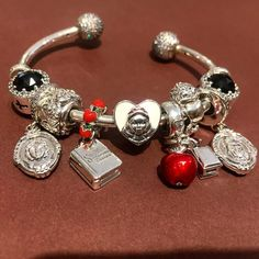 d77ddd8f2 Mirror, mirror on the wall who's the fairest one of them all? New Pandora  Disney Snow White and Evil Queen release in store now.