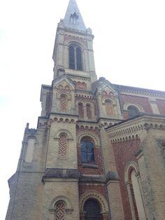 Eglise. Deauville