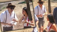Mila Kunia Ashton Kutcher Oktoberfest thumbnail