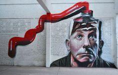 Foto: • ARTIST . SMATES •  ◦ Lucasaf ◦ location: Belgium