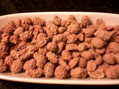 Receita de Amendoim crocante da Leca - Tudo Gostoso