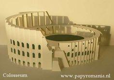 Colosseum - 3D card