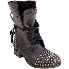 combat boots are ugly to most people but in the dance world they are a BIG thing, these would just be FIERCE