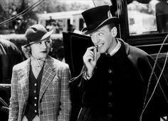 Ginger Rogers and Fred Astaire in Top Hat (1935)