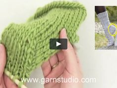 In this DROPS video we show how to knit a standard heel decrease on a sock. This… - Decor Tips 2019 Vogue Knitting, Knitting Socks, Knitted Slippers, Knitting Videos, My Works, Fingerless Gloves, Arm Warmers, Lana, Knitting Patterns