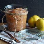 Herbstgenuss: Apfel-Quitten-Mus aus dem Mini-Slowcooker