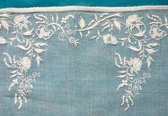 маленький комплект antique/vintage whitework-куклы, проекты in Антиквариат, Текстиль для дома (до 1930 г.), Вышивка   eBay