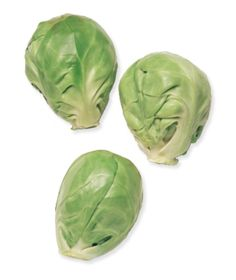These often overlooked mini members of the cabbage family, with their slightly bitter, nutty taste, are packed with phytonutrients, vitamins C and A, and potassium.    Learn how to choose, store, and use Brussels sprouts at: http://www.realsimple.com/food-recipes/ingredients-guide/brusselsprouts-00000000039270/index.html