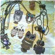 owl jewerly - This is so jodie