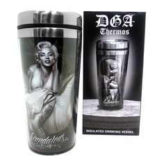 DGA Thermos Cup I... Just in today! [Don't wait click here to buy http://left-coast-threads.myshopify.com/products/dga-thermos-cup-infamous-scandalous?utm_campaign=social_autopilot&utm_source=pin&utm_medium=pin  Sign up for our rewards program, share & earn points!