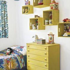 Ce părere ai despre culoarea galben pentru camera copilului tău? #magazinuldecase #cameracopilului #yellowfever