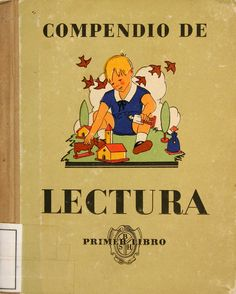 Compendio de lectura: primer libro/ por Pascual Ruiz (1942)