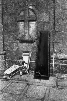 Josef Koudelka, 1975. Galicia Province.