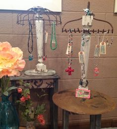 Jewelry displays -