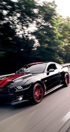 h-o-t-cars:    Ford Mustang MMD V-Series | Source
