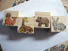 Wooden alphabet blocks- Pyrography and watercolors Wooden Alphabet Blocks, Watercolor Artists, Pyrography, Watercolors, Place Card Holders, Make It Yourself, Youtube, Projects, Log Projects